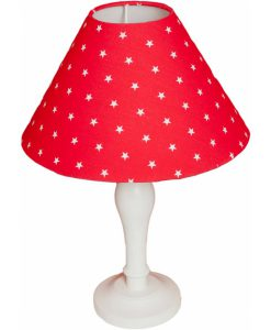 red-star-lampshade-cutout